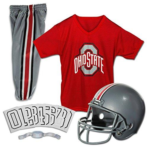 Franklin Sports NCAA Deluxe Youth Team Uniform Set (Osu Leichtathletik)
