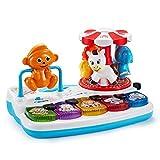 Stimolate l'immaginazione del vostro bambino con uno dei migliori giocattoli interattivi: Il Parco di Divertimenti Interattivo intratterrà ogni volta anche i bambini più curiosi e attivi. Ogni parte del giocattolo è stata creata a misura per le picco...
