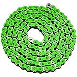 Chaine ARIETE 420 - 70 maillons Vert - Dirt bike / Pit bike / Mini Moto