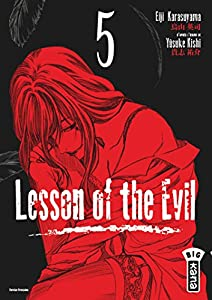 Lesson of the Evil Edition simple Tome 5