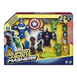 Hasbro Marvel - Avengers, Set di action figure con accessori