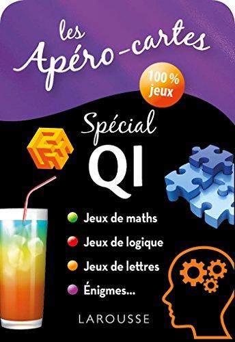 Apéro-cartes QI (Jeux et activités)