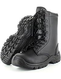 Chaussures Highlander noires Urbaines unisexe x7EU5