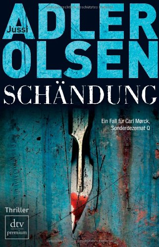 Buchseite und Rezensionen zu 'Schändung' von Jussi Adler-Olsen