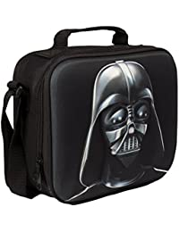 Star Wars 2100000848 3D Darth Vader Insulated Cooler Lunch Bag