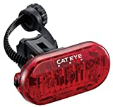 Cateye OMNI 3 LED - Luz trasera para bicicleta