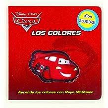 Cars. Libro Bocina. Los Colores (Disney. Cars)