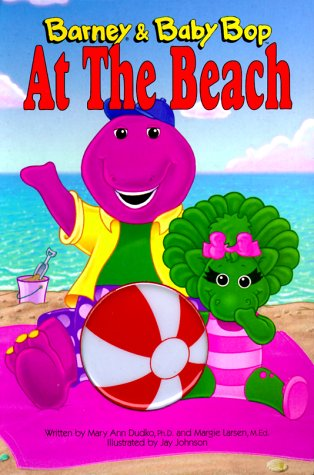 Barney and Baby Bop at the Beach