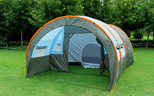 YIMAN Outdoor Tent Automatic Pop Up ... & YIMAN Outdoor Tent Automatic Pop Up Waterproof Durable Large 5-8 ...