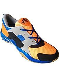 Aryans DRONS multicolour Badminton shoes for Men
