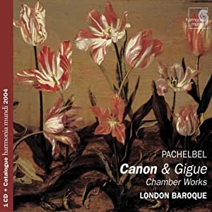 Pachelbel - Canon & Gigue (+ Catalogue Harmonia Mundi 2004)