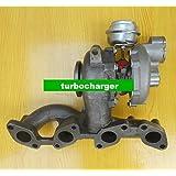 TURBOLADER GOWE für gt1749 V 756062-0003/2/1 03G253019HX 03G253014J Turbo-Lader, für Volkswagen Golf V 2.0 TDI 140 PS BKD Baujahr 2003-2009