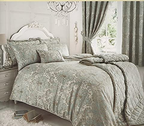 Single Bed Country Classics Woven Jacquard Design Duvet cover set