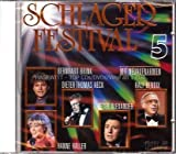 SchlagerFestival Vol. 5 (Compilation, 16 tracks)
