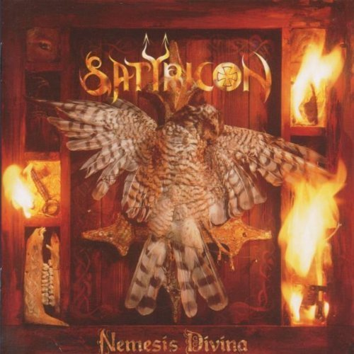 Nemesis Divina by Satyricon (2006) Audio CD