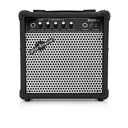 Amplificatore per Basso Elettrico 15W di Gear4music