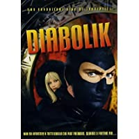 Diabolik ( Danger: Diabolik ) [ NON-USA FORMAT, PAL, Reg.2 Import - Italy ] by Michel Piccoli