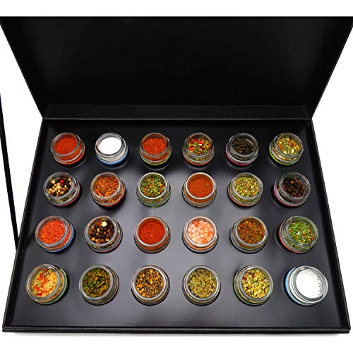 Spices from all over the world