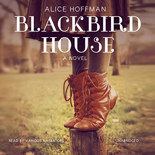 Blackbird House  Audiolibri