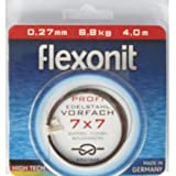 Cebbra Flexonit Meterware - 0,27mm / 6,8kg /4m 7x7 Vorfachmaterial