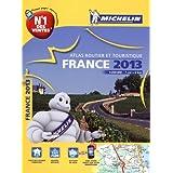 Atlas routier France 2013 Michelin Spirale