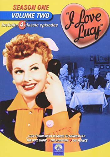 I Love Lucy - Season One (Vol. 2) by Lucille Ball (I Love Lucy)