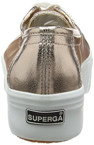 Superga 2790 Rosa Mixte oro Adulte Sneakers Bassi Rosa Netw 4fdvnBrf