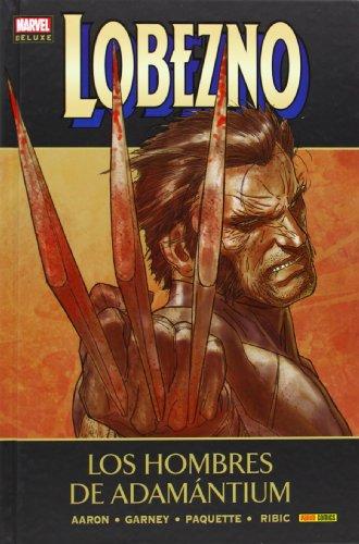 Lobezno, 4 hombres adamantium (md) editado por Panini espaÑa s.a.