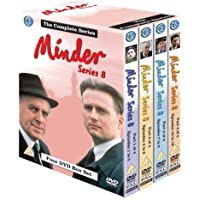 Minder: Series 8