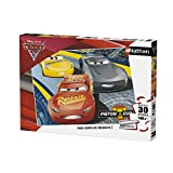 Nathan 86358 - Puzzle - 30 Pièces - Flash McQueen & Cruz Cars 3 - Disney