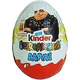 Kinder Überraschung Ich - Einfach unverbesserlich 3 - Maxi Ei, 1er Pack (1 x 100g)