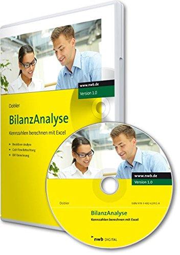 BilanzAnalyse: Kennzahlen berechnen mit Excel