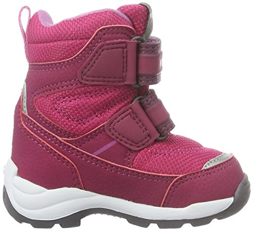 Viking Skavl, Chaussures Bateau Mixte Enfant Rose - Pink (Fuchsia/Pink 1709)