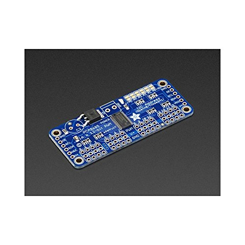 Adafruit 16-Kanal 12-Bit PWM/Servo-Treiber - I2C-Schnittstelle - PCA9685