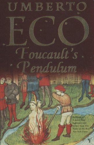 Foucault's Pendulum por Umberto Eco