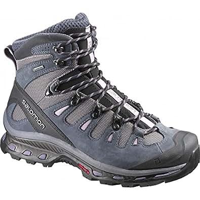 Salomon - Chaussures De Randonnee Quest 4d 2 Gtx Femme Salomon - 37 1/3 - Gris