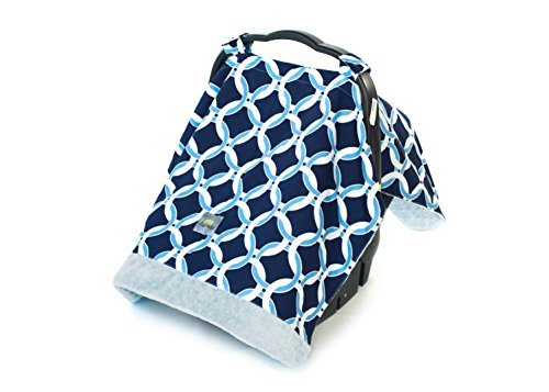 itzy-ritzy-cozy-happens-infant-car-seat-canopy-and-tummy-time-mat-social-circle-blue