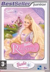 Barbie Raiponce - Best Seller junior