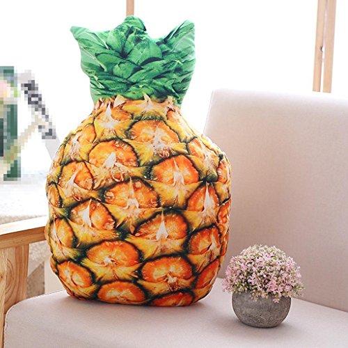 FUHOAHDD Schönes kreatives Obst und Gemüse Kissen, Corporate Event Geschenk Werbegeschenke, Home Sofa Kissen, 002