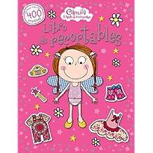 Camila. El Hada De Los Cupcakes. Libro De Recortables (Castellano - A Partir De 3 Años - Personajes - Camila, El Hada De Los Cupcakes)