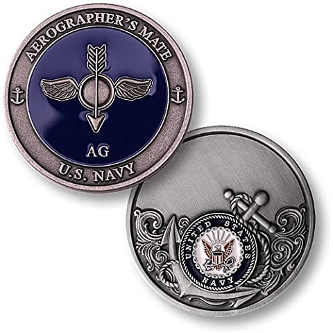 Navy Aerographer's Mate (AG) by Northwest Territorial Mint
