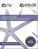 Key element guide ITIL continual service improvement (Key Element Guide Suite)