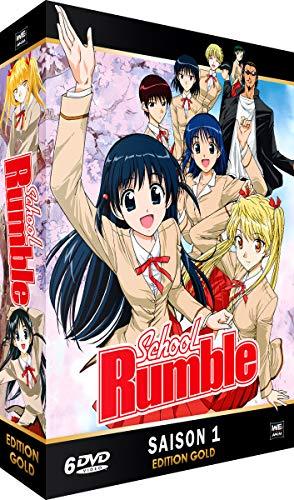 School Rumble - Intégrale Saison 1 - Edition Gold (6 DVD + Livret)