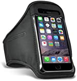 iChoose Armband Case Cover for Running for Apple iPhone 5/5s - - schwarz