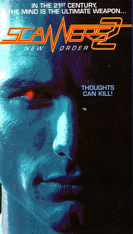 Scanners 2-New Order [VHS] (Scanner Vhs)