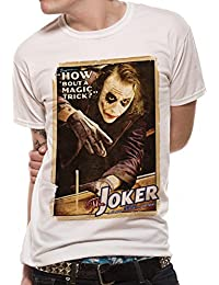 Batman Herren T-Shirt Batman The Dark Knight Magic Trick