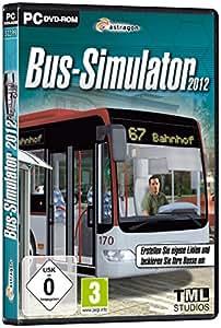 Bus-Simulator 2012 [import allemand]