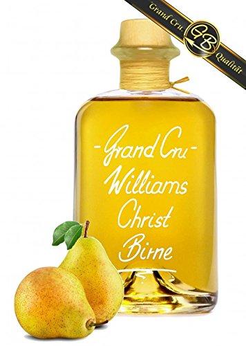 Grand Cru Williams Christ Birne 1L fruchtig & weich Edelspirituose 40%Vol kein Birnenbrand