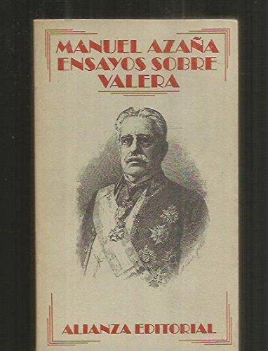 Ensayos sobre Valera por Manuel Azaña