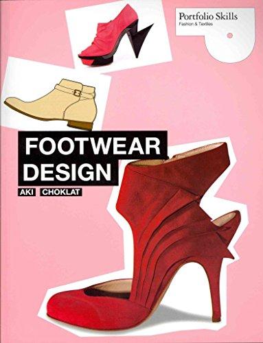 Portada del libro [Footwear Design] (By: Aki Choklat) [published: March, 2012]